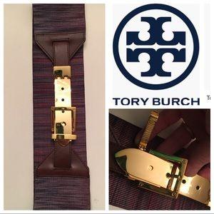 Authentic Tory Burch Ellie Stretch Belt